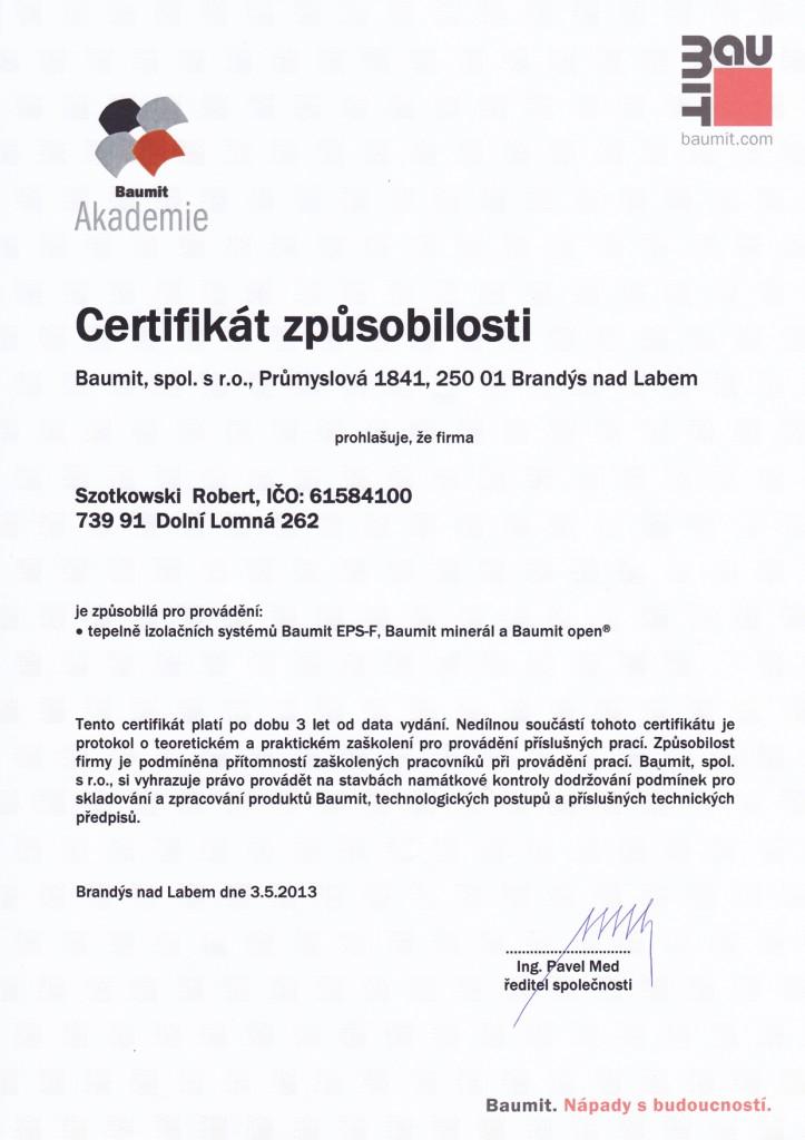 certifikat-baumit